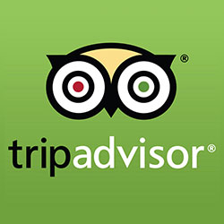 We are on Trip Advisor